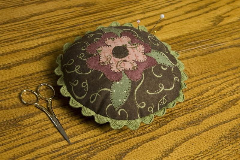 Cropped pincushion