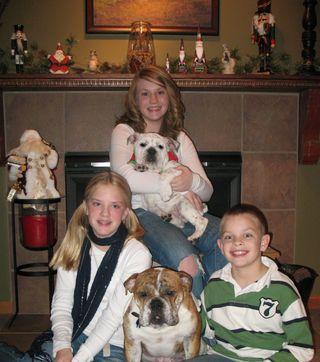 Christmas Pic 2008