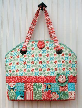 Swanky Bag web