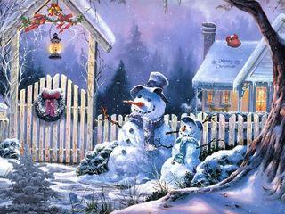 2-Snowman-657795