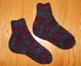 Kris's socks