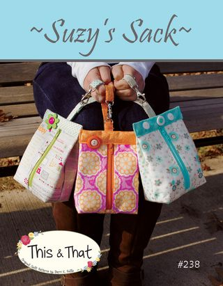 Suzy's Sack cover web