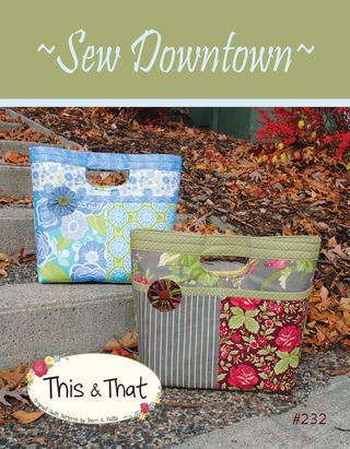 Sew Downtown cover web