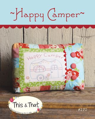 Happpy Camper coverWEB
