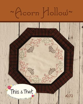 Acorn Hollow coverWEB