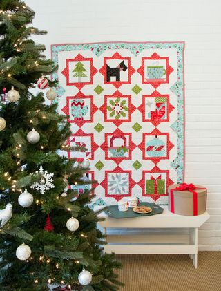 Sampler-Quilt-Winter-Wonderland