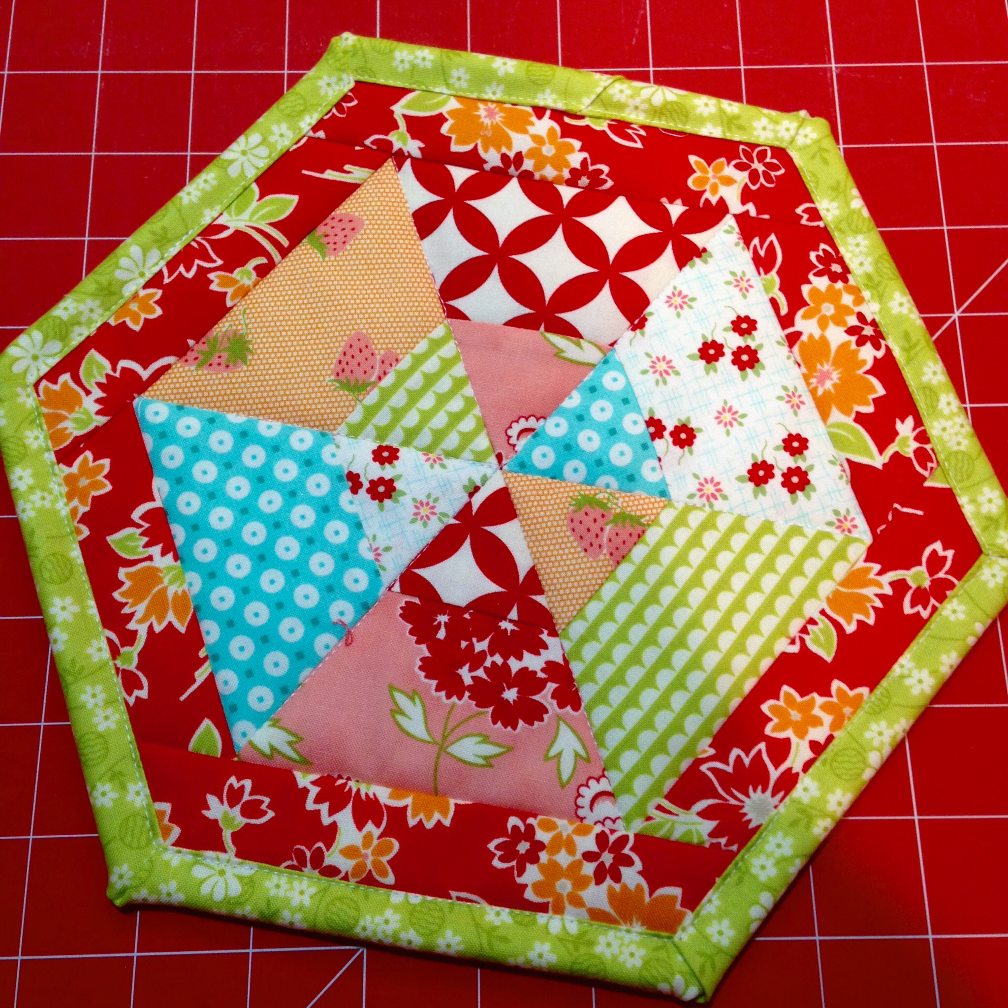 Hot Pad Sewing Pattern Image Collections Free Patterns Design Ideas