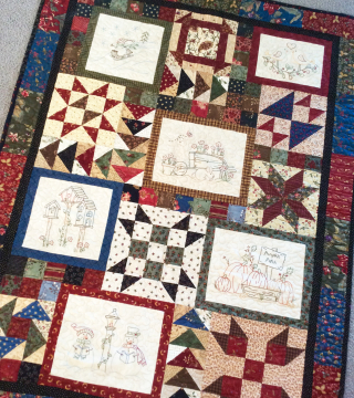 Seasons whole quilt copy