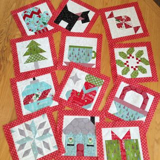 Sampler blocks