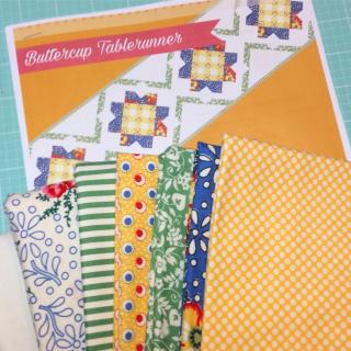 Buttercup fabrics