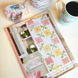 Table runner bliss cover pic