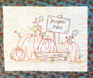Seasons pumpkin patch